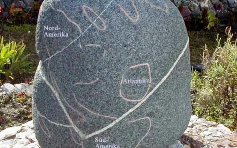 Prehistory World Map 10000 BC