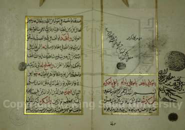 Two Waqf Documents from Faraskur, Egypt